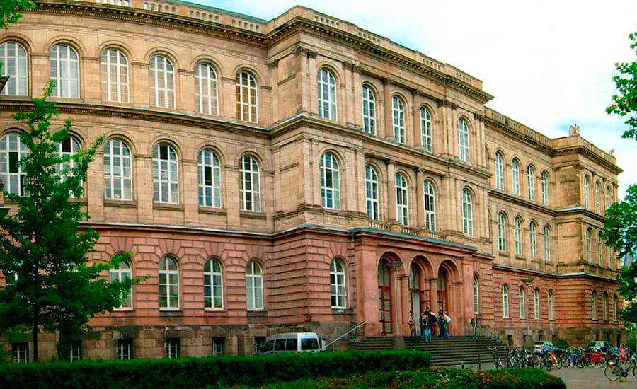 Рейнско-Вестфальский технический университет Ахена