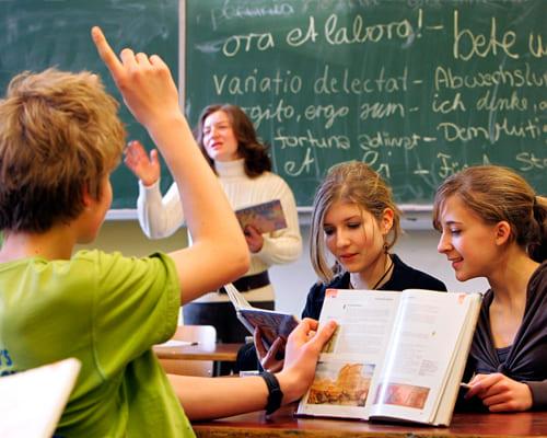 Школьная система образовании в Германии