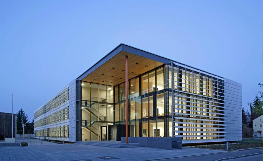 Мюнхенский технический университет в Германии