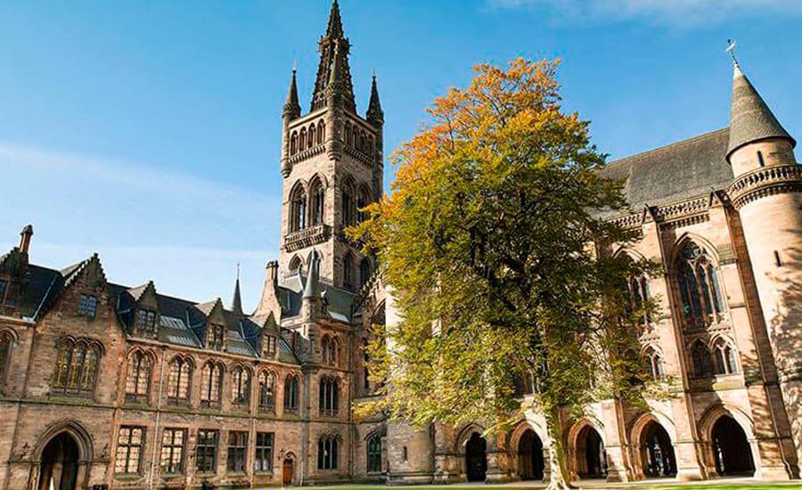 Университет Глазго в Германии