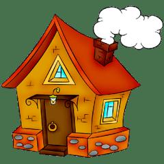 Немецкие слова на тему Дом